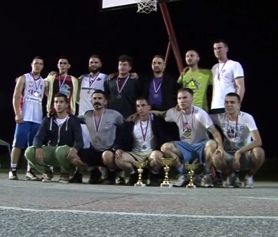 Turnir u basketu - Zagubica 2014